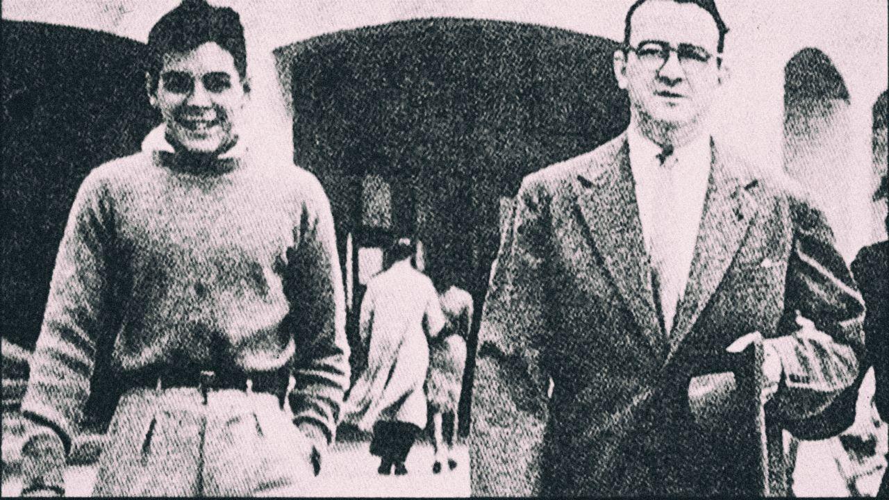 """Ernesto """"Che"""" Guevara na rodinném snímku z roku 1941. Měl celkem čtyři mladší sourozence."""