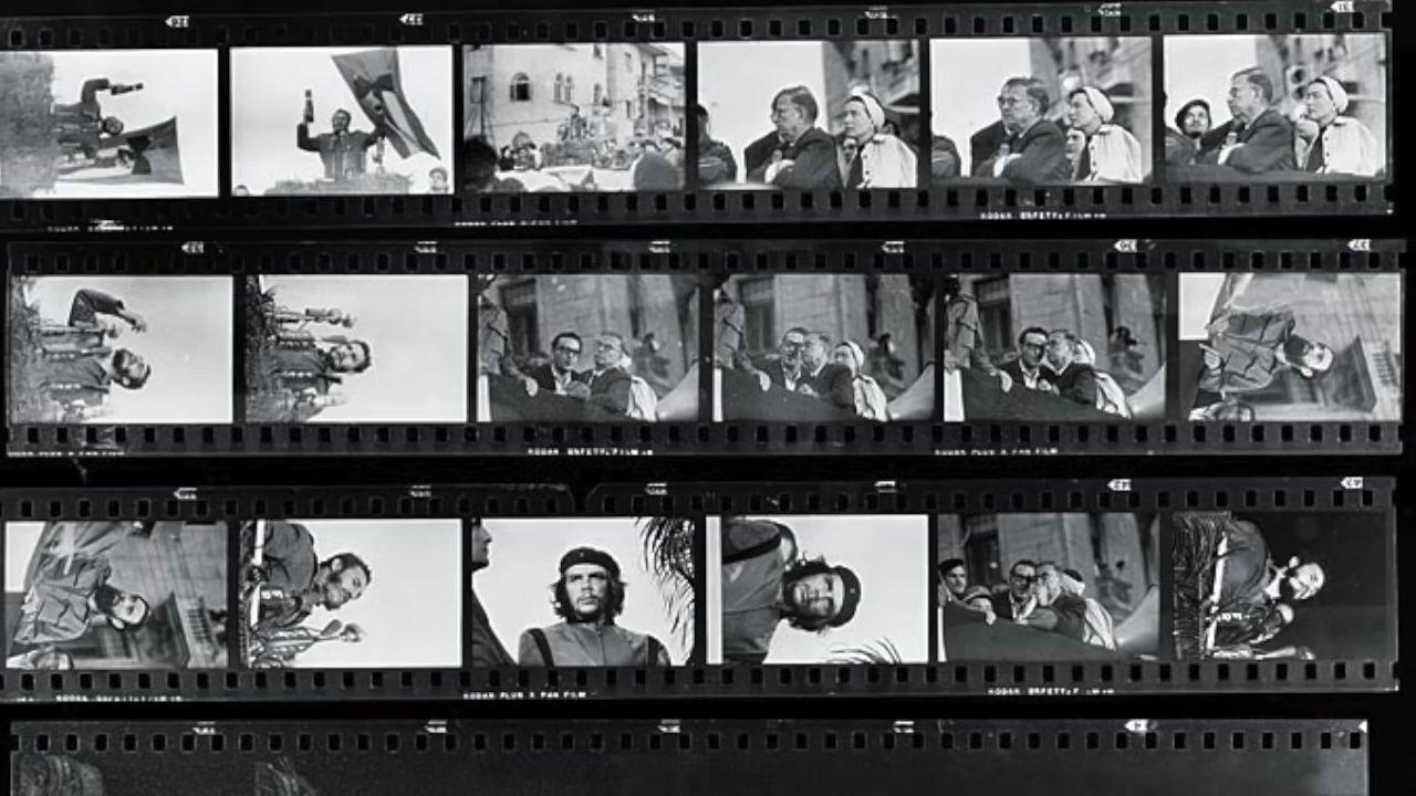 Nejznámější podobizna Che Guevary vznikla 5. března 1960. Fotografie vznikla pro kubánské noviny Revolución a dodnes je známá pod pojmenováním Guerrillero Heroico čili Hrdinný partyzán.