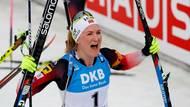 Olsbuová Röiselandová sbírala jednu medaili za druhou.