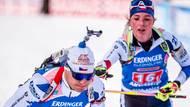 V závodech to byla pořádná dřina. Na českou smíšenou štafetu pak čekala bronzová odměna.