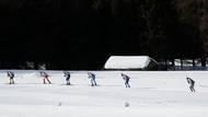 Biatlonové mistrovství světa v Anterselvě je minulostí. Tohle jsou nejkrásnější obrázky ze závodů pod tyrolskými vršky.