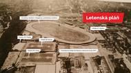 Hrál se zde fotbal, hokej, tenis, byla zde i atletická dráha. Nechyběl ani klusácký stadion s klopenou cyklistickou drahou.