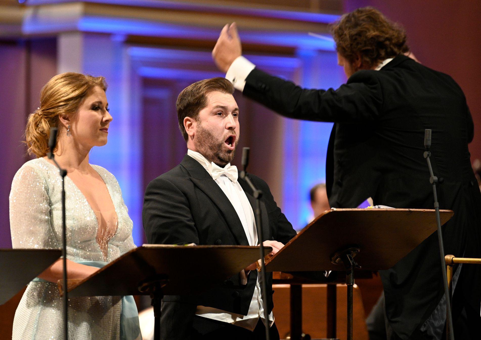 Seznamka milovníky opery