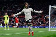 Hrdinou šlágru Premier League se stal nezastavitelný Egypťan Mohamed Salah. Nejlepší hráč současné planety smetl United hattrickem, ke třem gólům navíc přidal asistenci.
