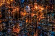 Ocenění v kategorii Architektura: Ibrahim Salah - Salt (město v Jordánsku).
