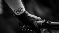 Francouzská bikerka Pauline Ferrand-Prevotová pár desítek vteřin před startovním výstřelem závodu Světového poháru horských kol cross-country v italském Val di Sole. (Canon EOS 1DX, EF 70-200 2,8 IS USM L II, 1/1000, f/2,8, ISO 640)