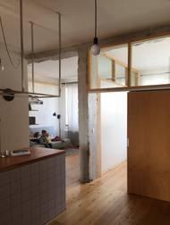 Slovenský byt pro mladou rodinu