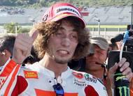 Přesto v debutovém ročníku v MotoGP dokončil 16 z 18 Velkých cen.