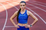 Bezesporu i díky svým ženským zbraním láká sprinterka nové sledující na svůj instagramový účet. Nedávno překonala metu třinácti tisíc fanoušků. Aktivita na sociální síti jí pomohla navázat spolupráci s mnoha sponzory a společnostmi.