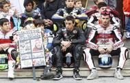 Poslední sbohem přišli svému idolu dát mladí motorkáři z celé Itálie.