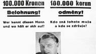 Fotka, kterou Morávek nestihl při fatální přestřelce s SS úplně zničit. Byl na ní Josef Valčík, příslušník protinacistického odboje a člen výsadkové skupiny Silver A, který se podílel na přípravě atentátu na Heydricha.
