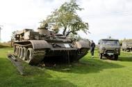 Vyprošťovací tank VT-55/A...