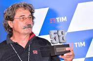 V sezoně 2013 založil otec Paolo Simoncelli závodní tým Sic58 Squadra Corse.