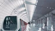 Bláhová se inspirovala prostory, jejichž vzhled se pohybuje na hraně současné architektury a sci-fi konceptů. Jednotícím prvkem je zdroj světla v podobě tenké linie.