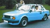 Na podzim roku 1983 se ke slovu dostala výrazná modernizace řady 742. Výrazně se proměnila přední část s nově umístěnými blinkry u světel. Ta byla u levnějších verzí oválná...