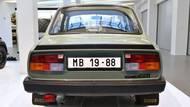Ve stejném roce se v nabídce objevila Škoda 125 L,což byla vylepšená verze 120 L s pětistupňovou převodovkou.