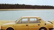 Technicky dostaly nejprve luxusnější a později všechny verze přesnější hřebenové řízení místo maticového, došlo i na posilovač brzd nebo karburátor Jikov.