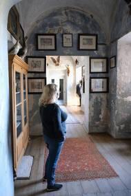 """Zámek se díky nové """"covidové"""" trase dá navštívit už od 11. května. Celé spodní patro zařídila kastelánka tak, aby lidé v expozici načerpali dobovou atmosféru a poznali, jak se žilo na zámku před druhou světovou válkou."""