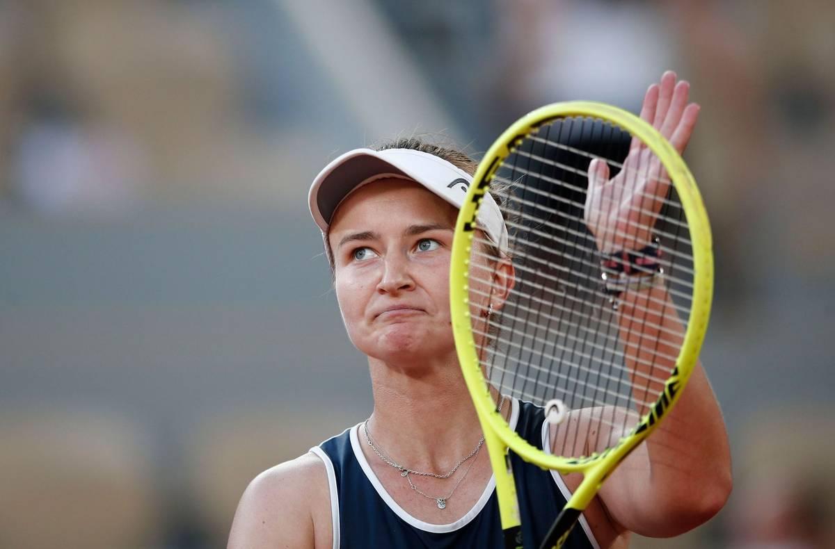 O premiérový grandslam se tenistka z Ivančic utká s Ruskou Anastasií Pavjučenkovovou.