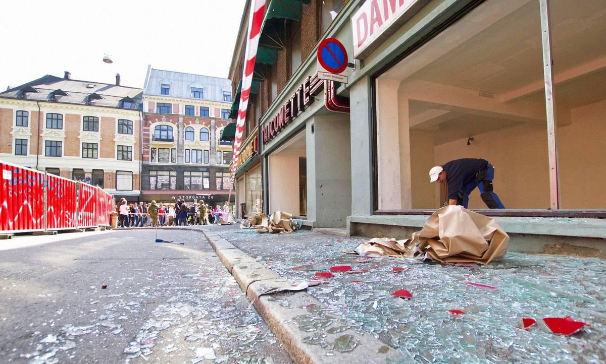 Oslo bylo v šoku. Ale to nejhorší mělo teprve přijít.
