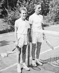 Mladý Kodeš začal s tenisem v sedmi letech, první tenisové krůčky dělal v prostorách Čechie Karlín. Když mu bylo devět, přestoupil do tenisového oddílu I. ČLTK na pražské Štvanici. Při turnajích tam pomáhal jako sběrač míčků.