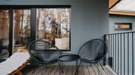 Galerie: Chata u Máchova jezera