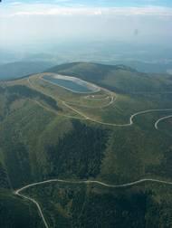 Přečerpávací elektrárna Dlouhé Stráně začala vyrábět elektřinu přesně před čtvrtstoletím, 20. června 1996.