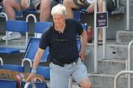 Jan Kodeš je návštěvníkem tenisových turnajů pravidelně. Na snímku na loňské letní pražské Elite Trophy.